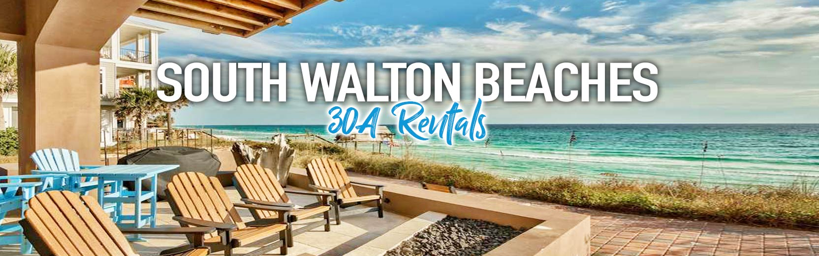 30A Beaches Vacation Rentals