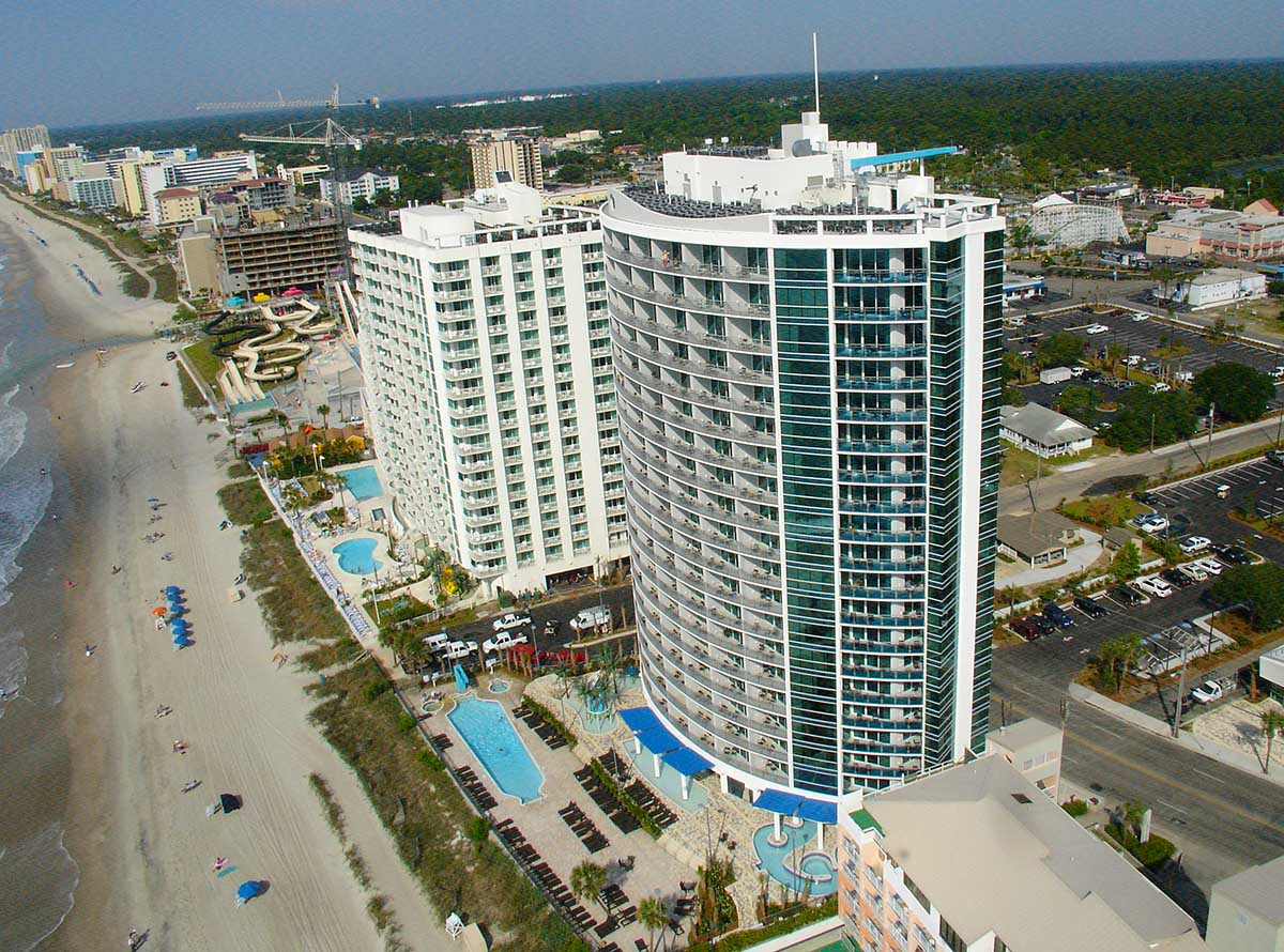 Oceans One Resort Myrtle Beach Central Myrtle Beach Condos
