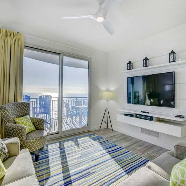 Panama city beach condos panama city beach vacation rentals - Two bedroom condo panama city beach ...