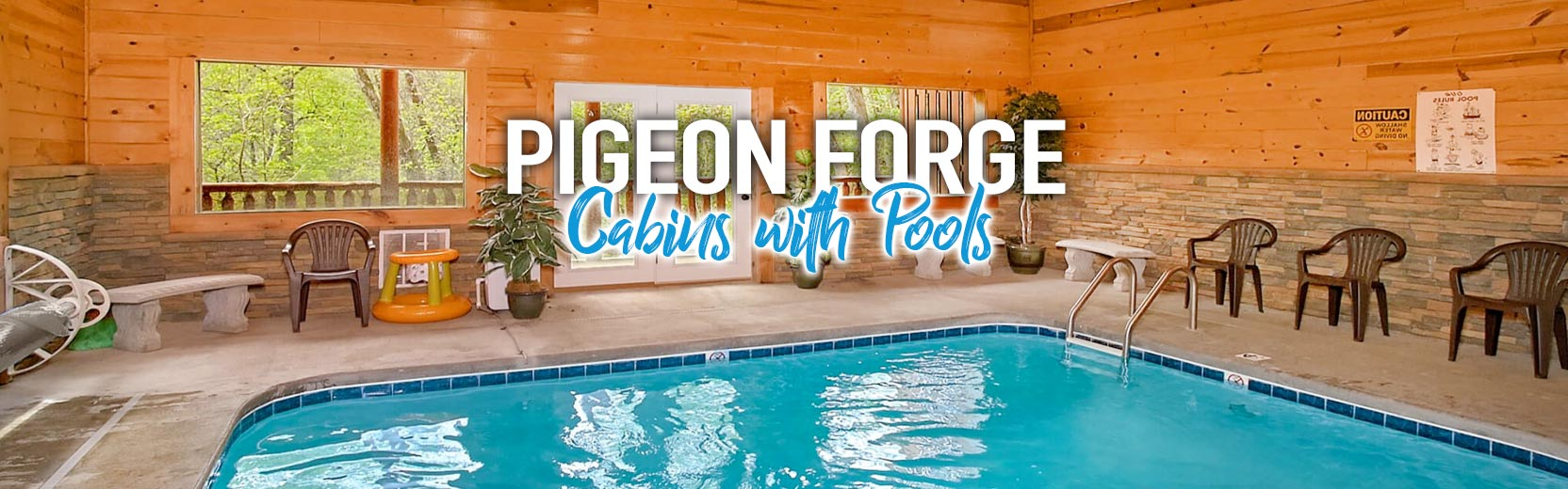 Pigeon Forge Cabins With Pools