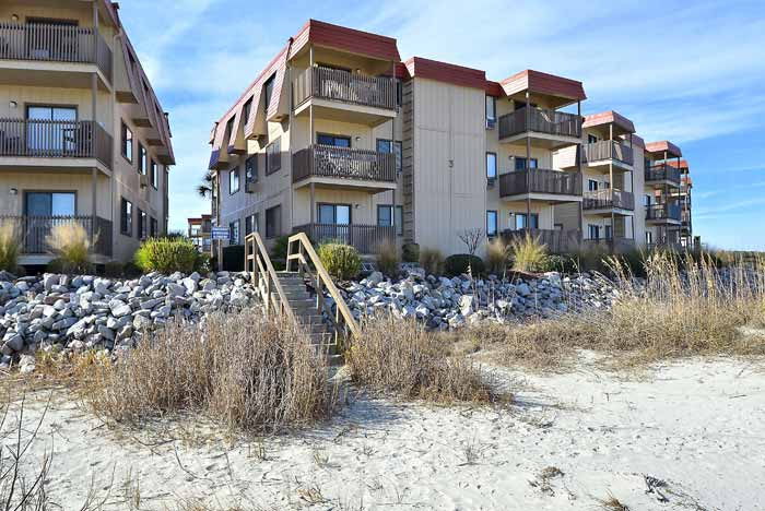 Cherry Grove Beach Rentals | Vacation Rentals Oceanfront
