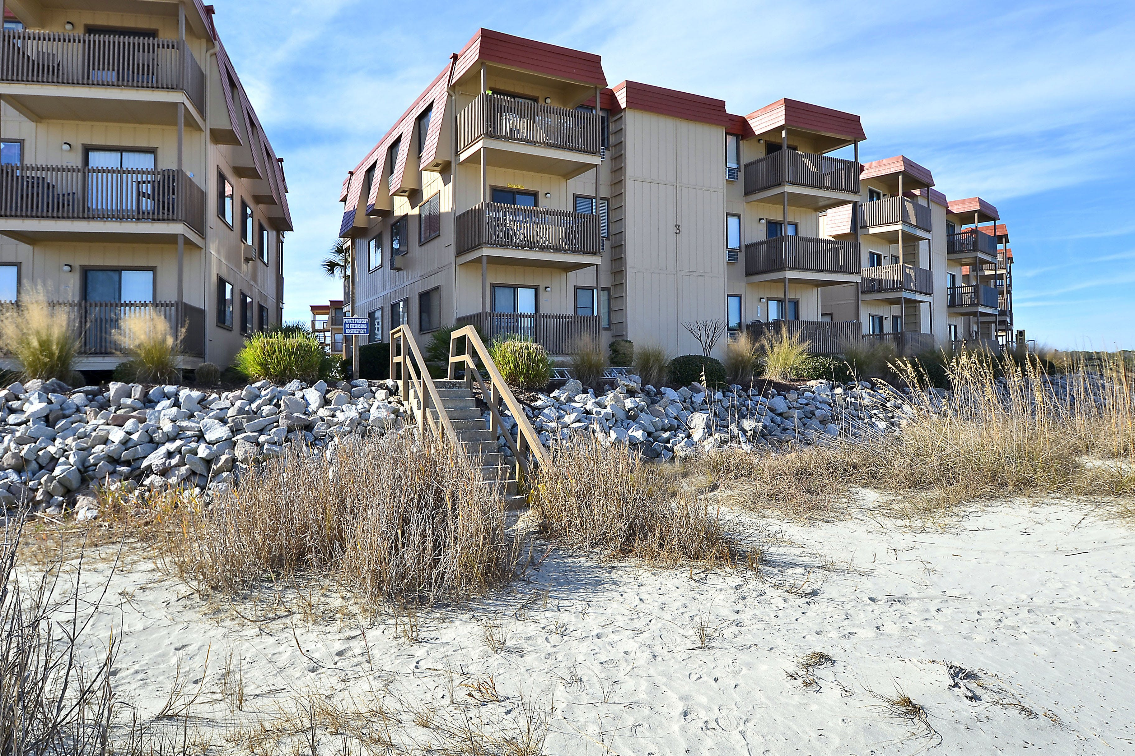 Cherry Grove Beach Als Vacation Oceanfront