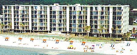 Crescent Sands of CB - Myrtle Beach Condos