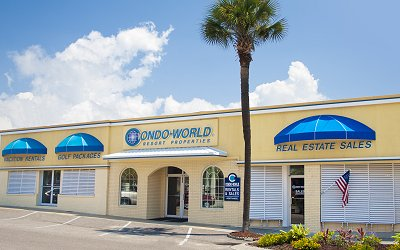 Myrtle Beach vacation condo rentals from Condo World
